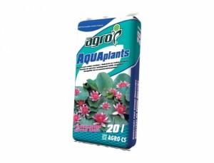 Substráty speciálně pro vodní rostliny 20l - Agro