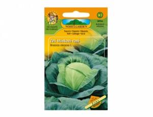 Zelí hlávkové rané Zora 200 semen