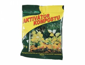 Aktivátor kompostu 50g