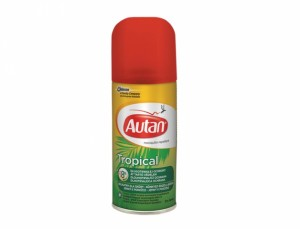 Autan Tropical 100ml proti komárom