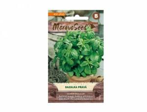 Bazalka pravá 400 semien