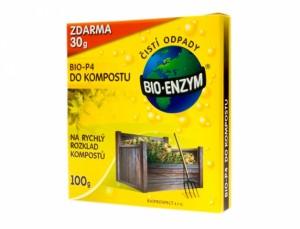 Bio Enzým do kompostu, 100g