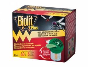 Biolit proti komárům a mouchám