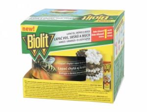 Biolit lapač vos, sršňů, much