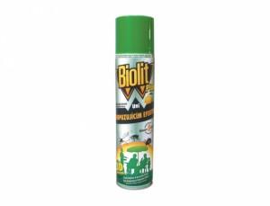 Biolit UNI Plus proti létajícímu i lezoucímu hmyzu, 400ml