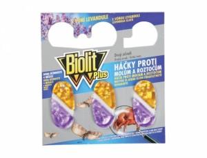 Biolit gel proti molům