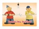 Blahopřání otevírací PaM KUTIL A5--------