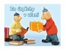 Blahopřání otevírací PaM ŠKOLA A5--------