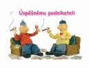 Blahopřání otevírací PaM ÚSPĚŠNÉMU PODNIKATELI A5