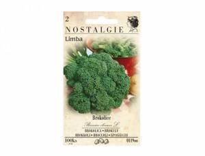 Brokolica Limba 100 semien