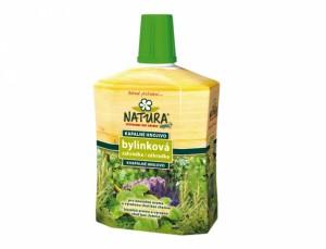Hnojivo NATURA - Bylinková záhradka, 500ml