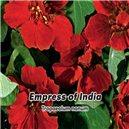 Kapucínka: Empress of India - semená 2 g