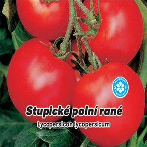 Rajče tyčkové - Stupické polní rané (Lycopersicon lycopersicum ) 0,2 g osiva rajčete