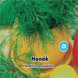 Kôpor voňavý - Hanák (rastlina: Anethum graveolens) 3 g osiva kôpru
