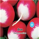 Reďkovka červenobiela - Duo - semená 5 g