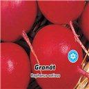 Reďkovka červená - Granát - semená 5 g