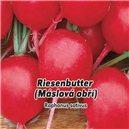 Ředkvička, máslová obří - Riesenbutter - semena 5 g