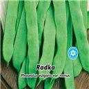 Fazuľa kríčková - zelenoluský - Radka - 20 g semien
