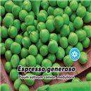 Hrách setý, tyčkový - Espresso generoso 2- semena 5 g