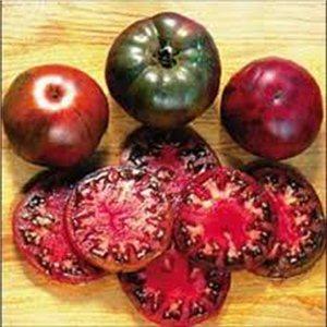 Rajče Černý Krim (prazelenina: Solanum lycopersicum ) cca 15 semen