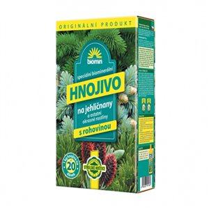 Hnojivo - konifery - Ihličnany a ostatné okrasné kríky 1kg