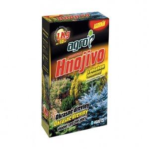 Hnojivo - granulované - Okrasné dřeviny a živé ploty 1kg