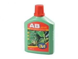 Hnojivo pro pokojové rostliny AB extrakt