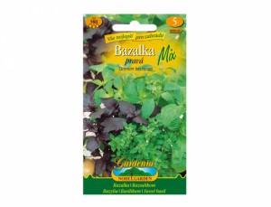Bazalka pravá Mix 160 semien