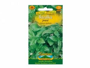 Bazalka pravá 500 semien