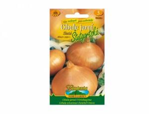 Cibuľa jarná žltá Štutgartská 500 semien