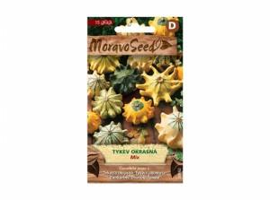 Semena Tykev okrasná Trnová koruna mix