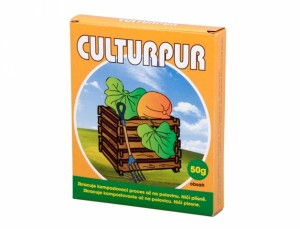 Culturpur 50g/do kompostu