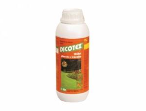 Dicotex 1000ml - hubení plevele - trávník