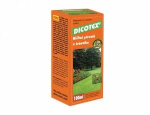 Dicotex 100ml  - hubení plevele - trávník