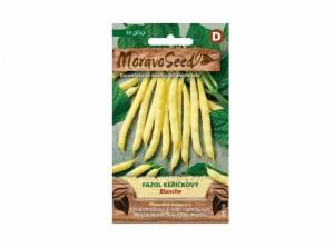 Fazuľa kríčková Blanche 50 semien