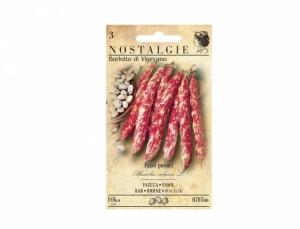 Fazuľa ťahavá borlotti di Vigevano 10 semien