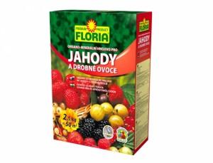 Floria Organo-minerální hnojivo Jahody 2,5kg