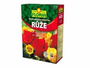 Floria Organo - minerální hnojivo Růže 2,5kg