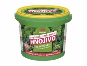 Hnojivo na ihličnany a okrasne dreviny 10kg kyblík
