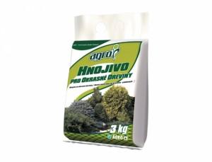 AGRO Hnojivo na okrasné dřeviny 3kg