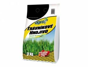 Trávníkové hnojivo 3 kg