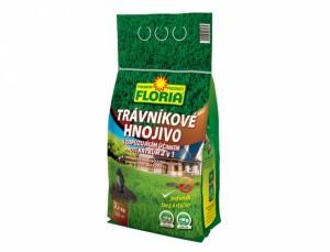 Hnojivo na trávník FLORIA proti krtkům 2,5kg