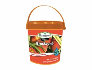 Hnojivo Hortilon BROSKVONĚ 500g