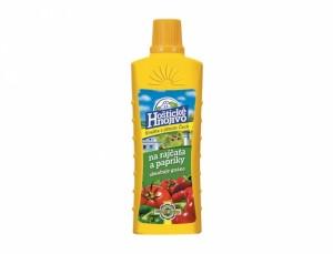 Hoštické hnojivo na paradajky a papriky s guánom 500ml