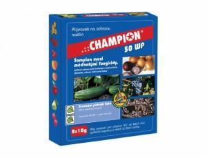 Champion 50WP 2x10g - ochrana rostlin - fungicid