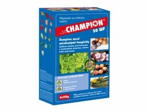 Champion 50WP 4x50g - ochrana rostlin - fungicid