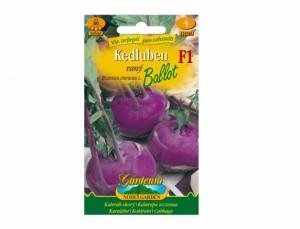 Kaleráb raný Ballot F1 50 semien