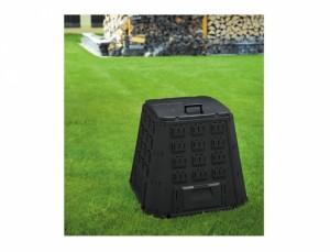 Kompostér 400 l čierny