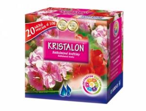 Kristalon hnojivo Balkonové květiny 20x10g