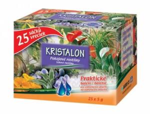Kristalon hnojivo Pokojové rostliny 25x5g